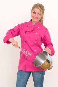 Kochen im Büro: Johanna Tschinder