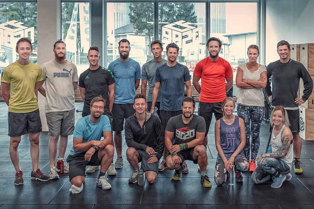 Leuchtturm Coworking Klagenfurt bei Crossfit 9020